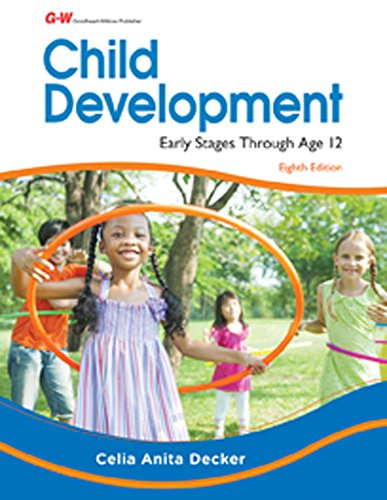 child development early stages through age 12 ebook