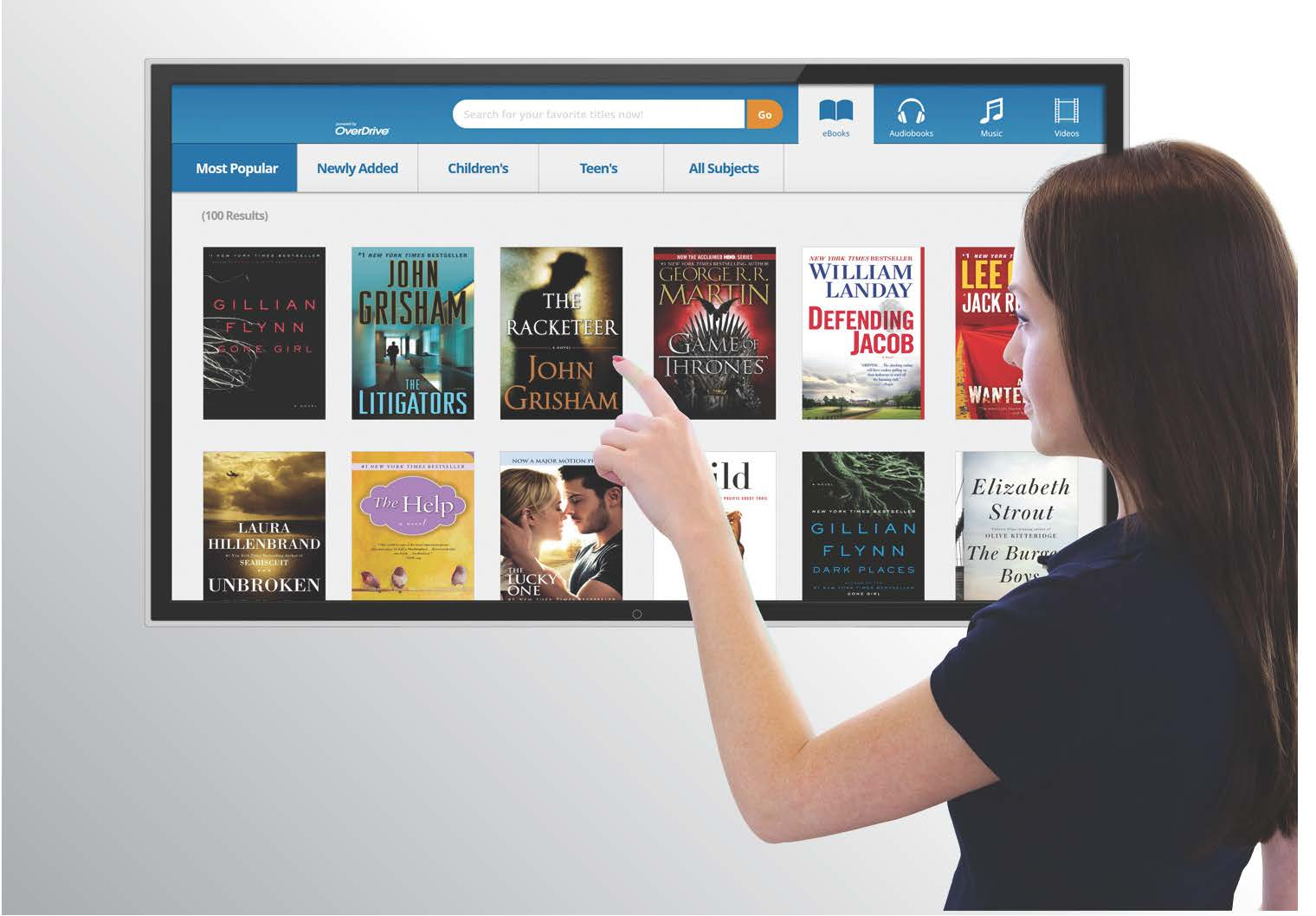 how to download ebooks from library as epub