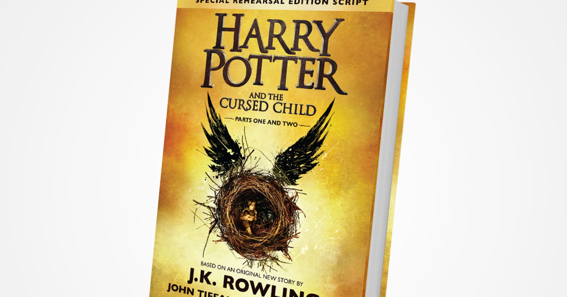 harry potter and the cursed child script ebook