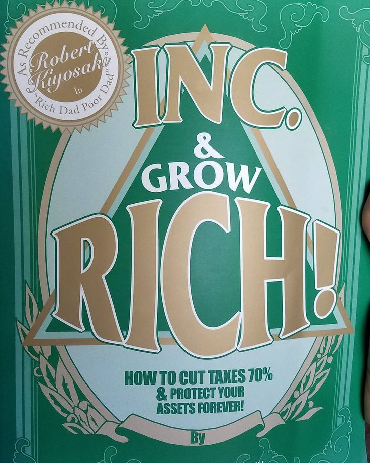 incorporate and grow rich ebook